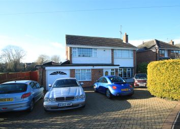 Thumbnail 5 bedroom detached house to rent in Park View, Sharnford, Hinckley