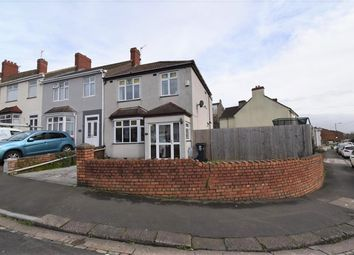 Thumbnail 3 bed end terrace house for sale in Nicholas Lane, St George, Bristol