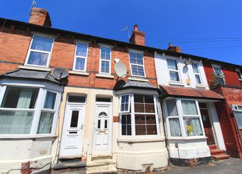 Thumbnail 3 bed terraced house for sale in Brushfield Street, Hyson Green, Nottingham