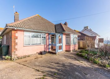 Thumbnail 3 bed detached bungalow for sale in Little Crescent, Rottingdean, Brighton