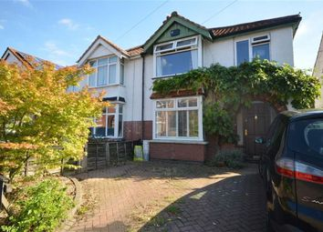 Thumbnail 3 bed semi-detached house for sale in Podsmead Road, Gloucester