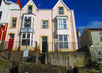 Thumbnail 3 bed end terrace house for sale in Constitution Hill, Swansea, City And County Of Swansea.