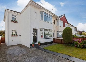 Thumbnail 3 bed end terrace house for sale in Dunchurch Road, Ralston, Paisley, .