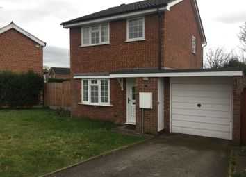 Thumbnail 3 bed detached house to rent in Freemantle Drive, Kempsey, Worcester