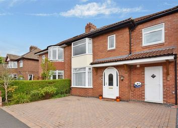 Thumbnail 4 bed semi-detached house for sale in Southolme Drive, Rawcliffe, York