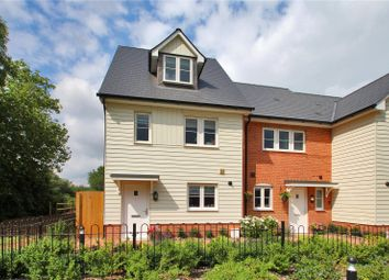 Thumbnail 3 bed end terrace house for sale in Carmelite Road, Aylesford, Kent