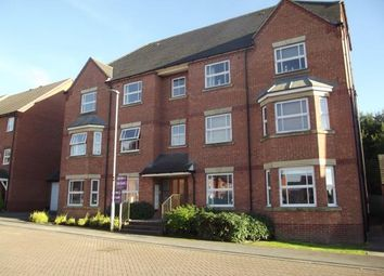 Thumbnail 2 bedroom flat for sale in Staples Drive, Coalville
