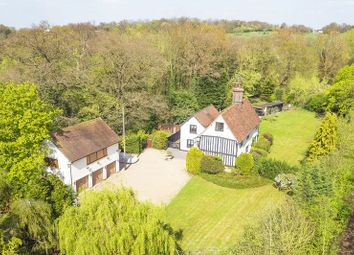Thumbnail 5 bed detached house for sale in Nazeing Common, Nazeing, Essex