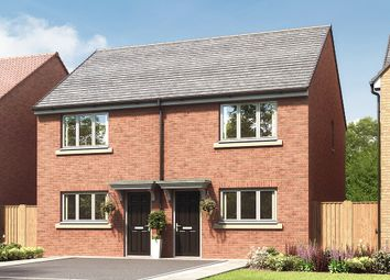 "Thumbnail 2 bed property for sale in ""The Halstead"" at Hazel Road, Blaydon-On-Tyne"