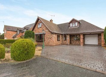 Thumbnail 3 bed bungalow for sale in Silvergate Court, Congleton, Cheshire