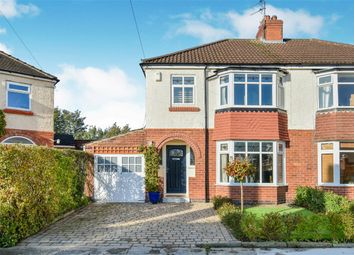 Thumbnail 3 bed semi-detached house for sale in Towton Avenue, Tadcaster Road, York
