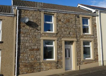 Thumbnail 3 bed terraced house for sale in Goshen Street, Rhymney, Tredegar, Caerphilly Borough