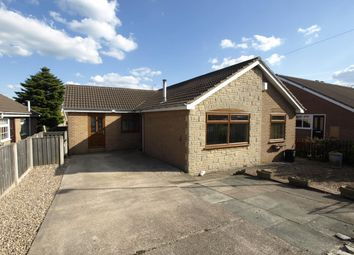 Thumbnail 3 bed detached bungalow for sale in Bradwell Avenue, Dodworth, Barnsley