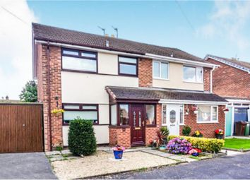 Thumbnail 3 bed semi-detached house for sale in Croftfield, Maghull
