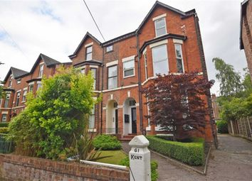 Thumbnail 1 bed flat for sale in 61 Clyde Road, West Didsbury, Manchester