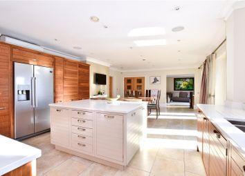 Sarratt Lane, Loudwater, Hertfordshire WD3. 6 bed detached house