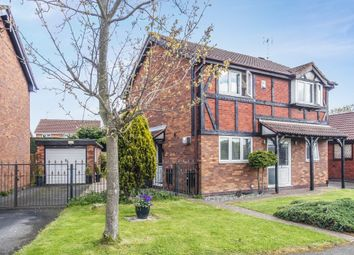 Thumbnail 4 bed detached house for sale in Roehampton Drive, Trowell, Nottingham