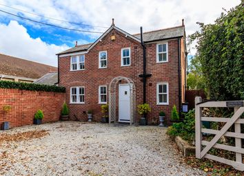 Thumbnail 4 bed detached house for sale in Bashley Road, New Milton