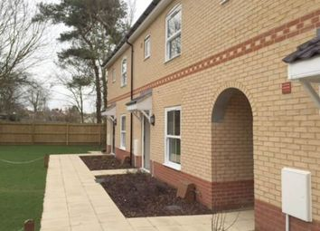 Thumbnail 3 bedroom terraced house to rent in Ernest Seaman Close, Scole, Diss