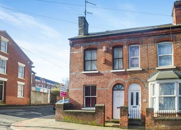Thumbnail 4 bed end terrace house for sale in Southey Street, Nottingham