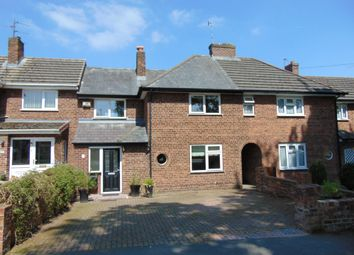 Thumbnail 3 bed terraced house to rent in Stanton Road, Bebington, Wirral, Merseyside