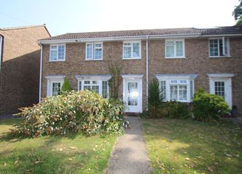Thumbnail 3 bed terraced house for sale in Fair Court, York Avenue, New Milton, Hampshire