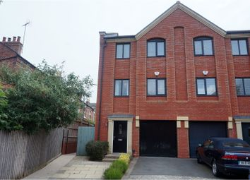 Thumbnail 3 bed town house for sale in Newton Close, Chester
