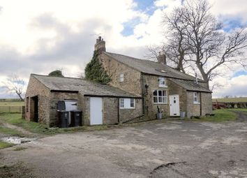 Thumbnail 3 bed farmhouse to rent in Hunwick, Crook