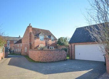 Thumbnail 4 bedroom detached house for sale in Holme Farm Close, Willoughby On The Wolds, Loughborough