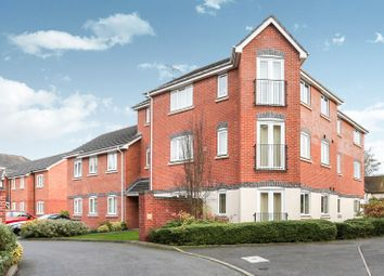 Thumbnail 2 bed flat to rent in Harbourne Close, Kenilworth, Warwickshire