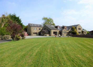 Thumbnail 7 bed detached house for sale in Ribchester Road, Clayton Le Dale, Blackburn, Lancashire