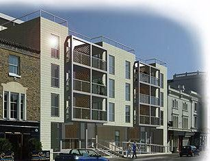 Thumbnail 2 bed flat to rent in Canute Apartments, Canute Road, Ocean Village, Southampton