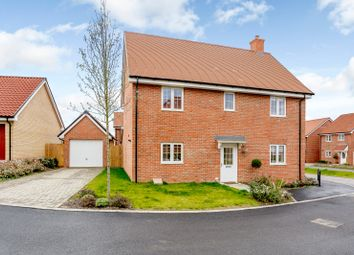 4 bed detached house for sale in Pickle Field Close, St Lukes Park, Runwell SS11