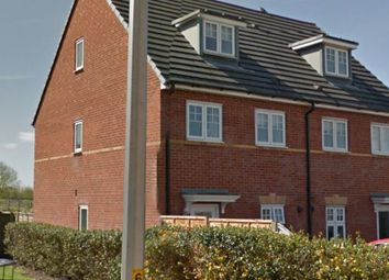 Thumbnail 3 bed semi-detached house to rent in Abbeyfield Close, Stockport