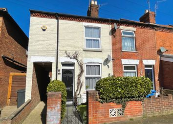Thumbnail 3 bed terraced house for sale in Branford Road, Norwich