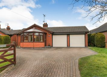 Thumbnail 4 bed detached bungalow for sale in Leathersley Lane, Scropton, Derby