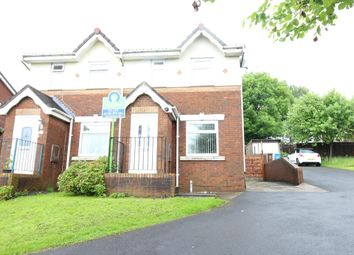 Thumbnail 2 bed semi-detached house to rent in Mellodew Drive, Oldham