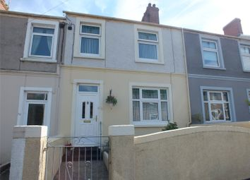 Thumbnail 3 bed terraced house for sale in Eastleigh Drive, Milford Haven, Pembrokeshire
