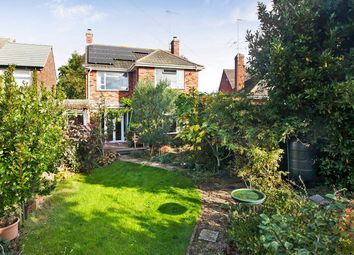 Thumbnail 3 bed detached house for sale in Spicer Road, St. Leonards, Exeter