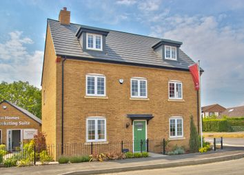 Thumbnail 5 bed detached house for sale in Bedford Road, Great Barford 3Jf
