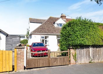 Thumbnail 4 bed semi-detached bungalow for sale in The Crossways, Gosport