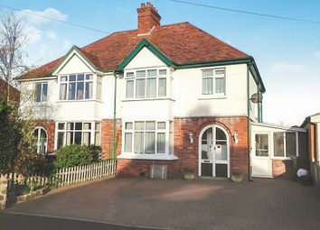Thumbnail 3 bed semi-detached house for sale in Spring Gardens, Minehead