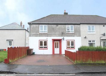 Thumbnail 2 bed flat for sale in Beechwood Road, Mauchline, East Ayrshire