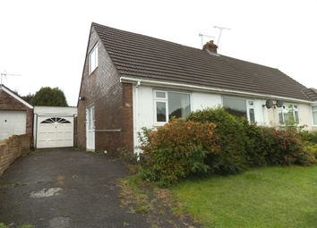 Thumbnail 3 bed bungalow for sale in Park Court Road, Bridgend