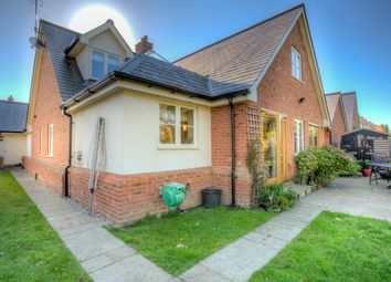 Thumbnail 4 bed detached house for sale in Chelmsford Road, Hatfield Heath, Bishop's Stortford