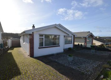 Thumbnail 3 bed detached bungalow for sale in Furzehatt Way, Plymouth, Devon