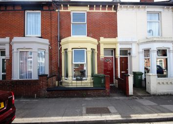 Thumbnail 3 bedroom terraced house for sale in Seagrove Road, Portsmouth