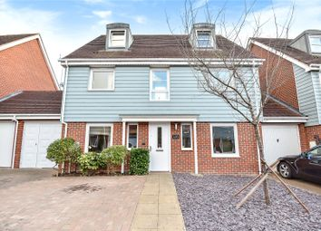 Thumbnail 5 bed detached house for sale in Wraysbury Drive, Yiewsley, West Drayton, Middlesex