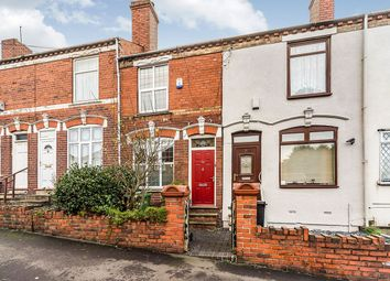 Thumbnail 2 bedroom terraced house for sale in Junction Street, Dudley