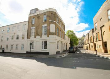Thumbnail 4 bed flat to rent in Old Woolwich Road, Greenwich